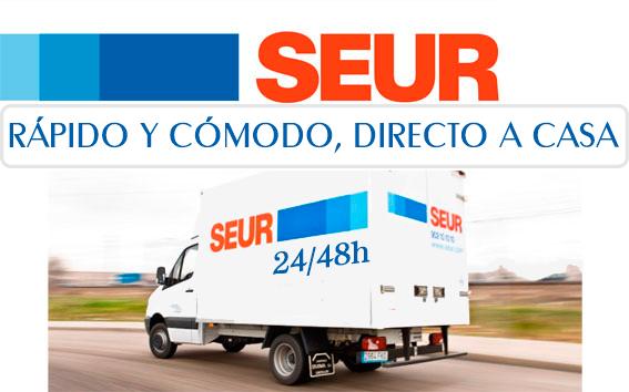 servicio de entrega urgente